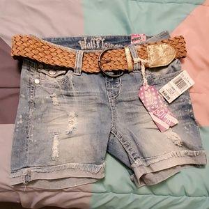 Cute wallflower shorts